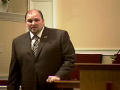 "Community Bible Baptist Church 8-4-2010 - Wed PM Preaching ""3 Things to Keep From Falling"" - Paul Hayenga 2of2"