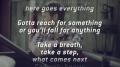 Bebo Norman - Here Goes (Slideshow with Lyrics)