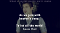 Jeremy Camp - Jesus Saves (Slideshow With Lyrics)
