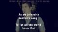 Jeremy Camp - Jesus Saves (Slideshow With Lyrics)