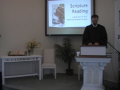 Sunday Worship Service, August 15, 2010. First Presbyterian Church, Perkasie, PA