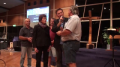 Two Former Blind People See Each Other - Mellor Australian Healing Evangelist