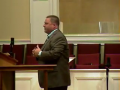 """Community Bible Baptist Church 8-15-2010 Sun AM - """"Four Reasons to Witness to   Your Friends"""" -  1of2"""