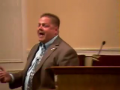 """Community Bible Baptist Church 8-15-2010 - Sun PM  """"I Thirst - Words of Suffering""""   - 1of2"""