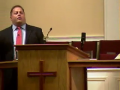 """Community Bible Baptist Church 8-22-2010  Sun PM - """"It is Finished"""" - 1of2"""