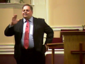 """Community Bible Baptist Church 8-22-2010  Sun PM - """"It is Finished"""" - 2of2"""