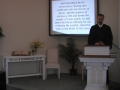 """Catechism: """"Humiliated in Death,"""" Larger Catechism Q. #49. First Presbyterian Church, Perkasie, Pa"""