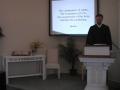 Sunday Worship Service, August 22, 2010, First Presbyterian Church