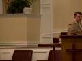 Community Bible Baptist Church 8-25-2010  -  Wed PM Preaching - Guest   Speaker Robert Sutton 2of2