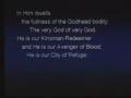 """THE ULTIMATE KING""~Chuck Missler"