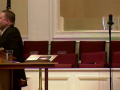 """Community Bible Baptist Church 8-29-2010 - AM preaching """"Is What was Important to Jesus Important to Us"""" 2of2"""