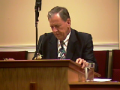 Community Bible Baptist Church 8-29-2010 - Sun PM Preaching - The Peril of the Young - 2of3