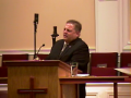 Community Bible Baptist Church 8-29-2010 - Sun PM Preaching - The Peril of the Young - 3of3