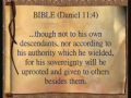 Bible Prophecy vs. History (Daniel 11:1-19)
