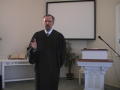 "Sermon: ""The Spirit and Christian Worship,"" Part 1. 08/29/2010. First Presbyterian Church, Perkasie"