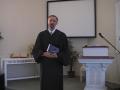 "Sermon: ""The Christian at Work,"" Part 1. 9/05/2010. First Presbyterian Church, Perkasie PA. Rev. Richard Scott"