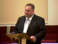 """Community Bible Baptist Church 9-5-2010 Sun PM Preaching - """"Father, Into Thy Hands I Commend My Spirit"""" 1of2"""