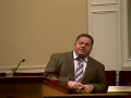 Community Bible Baptist Church 9-8-2010 Wed PM Preaching 1of2
