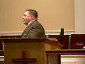 Community Bible Baptist Church 9-8-2010 Wed PM Preaching 2of2