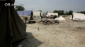 Pakistan Flood Victims Living in Cemetery