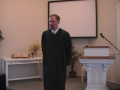 "Sermon: ""Ground Zero for America,"" Part 1. 9/12/2010. First Presbyterian Church, Perkasie"