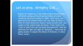 The Evening Prayer - 12 Sept 10 - Koran Burnings Spark Controversy