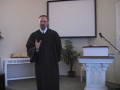 "Sermon: ""Predicting Cyrus,"" Part 1. 9/19/2010. First Presbyterian Church, Perkasie"