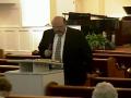 Community Bible Baptist Church 9-19-2010 Sunday School 1of2