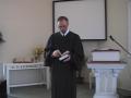 "Sermon: ""Welcome to God's Family,"" Part 1. 9/26/2010. First Presbyterian Church Perkasie"