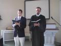 """Hymn: """"O the Deep, Deep Love of Jesus,"""" Trinity Hymnal #453. First Presbyterian Church, Perkasie, PA"""
