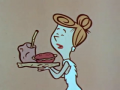 The Flintstones - Pilot, The Flagstones (1959)