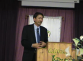 Pastor Preaching - August 29, 2010