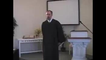 "Sermon: ""Lessons from the Falling Rain,"" Part 1. First Presbyterian Church Perkasie Orthodox"
