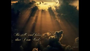 Be Still And Know:/STEVEN CURTIS CHAPMAN