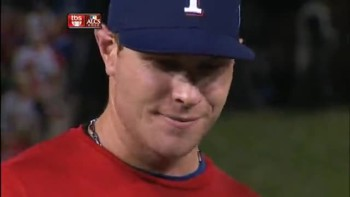 MVP Josh Hamilton Thanks Jesus Christ