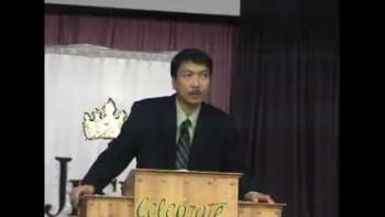 Pastor Preaching - Sept. 05, 2010
