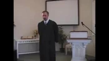 """Sermon: """"The Sorcerer's Kingdom"""" First Presbyterian Church Perkasie Orthodox"""