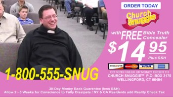 The Church Snuggie
