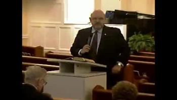 Community Bible Baptist Church 9-26-2010 Sunday School 1of2