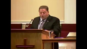 """Community Bible Baptist Church 9-26-2010 - Sun AM Preaching - """"The Hope for America""""  1of3"""
