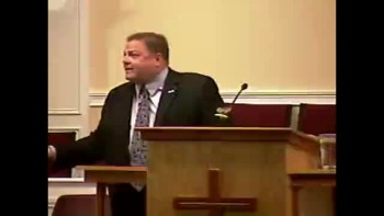 """Community Bible Baptist Church 9-26-2010 - Sun AM Preaching - """"The Hope for America""""  2of3"""