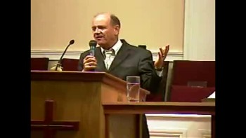 """Community Bible Baptist Church 10-4-2010 Mon PM Bible Conference """"Who Threw Jonah into the Sea?"""" 2of4"""