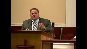 """Community Bible Baptist Church 10-6-2010 Wed PM Bible Conference """"Building a Hedge"""" 1of6"""