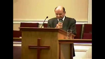"""Community Bible Baptist Church 10-6-2010 Wed PM Bible Conference """"Building a Hedge"""" 4of6"""