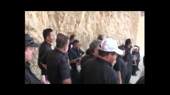 Aussie priests sing it on the mountain