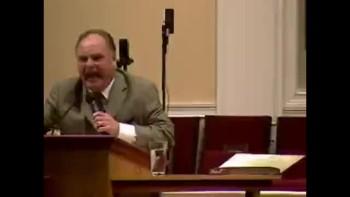 "Community Bible Baptist Church 10-8-2010 Fri PM Fall Bible Conference  - ""Job's Wife""2of3"