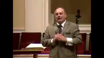 "Community Bible Baptist Church 10-8-2010 Fri PM Fall Bible Conference  - ""Job's Wife"" 3of3"