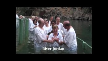 Healed in the waters of baptism
