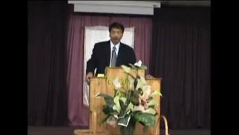 Pastor Preaching - October 03, 2010
