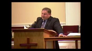 Community Bible Baptist Church 10-24-2010 TBGH 2of2